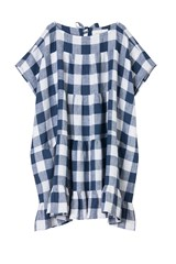 Infinity Dress Large Gingham