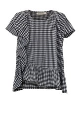Anani Blouse Gingham